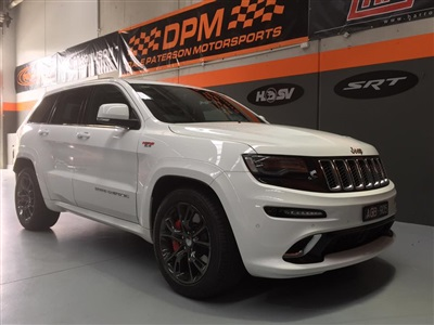 SRT DPM Upgrade
